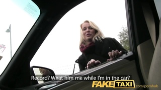 FakeTaxi Prague blonde with a great ass and tits Thumb
