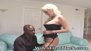 First Experience Fucking Big, Black Cock Thumb