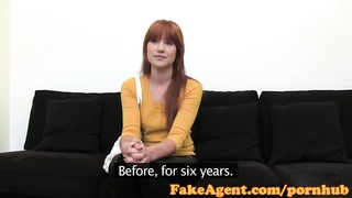 FakeAgent HD Smoking hot carrot top Thumb