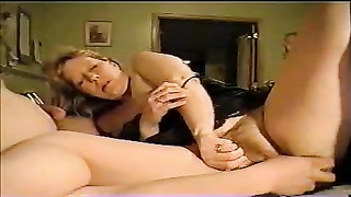 Hot blowjob wife is generous to cock Thumb