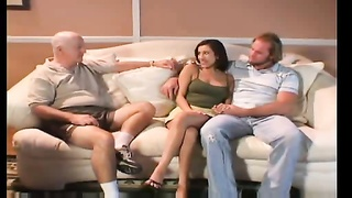 He watches other men fuck his hot wife Thumb