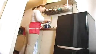 Japanese housewife fucked hard Thumb