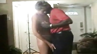 Horny wife and black guy going wild Thumb