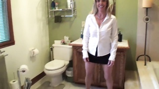 Desperation Pee, by me and on me! Thumb