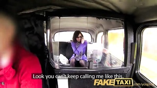 FakeTaxi She loves riding a big cock on the backseat Thumb