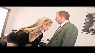 Sexy Secretary Gets Fucked and Facialed - SV Thumb