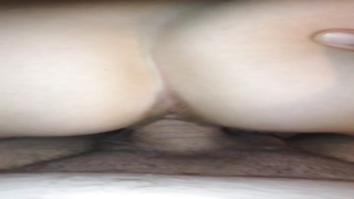 Hot ass wife bouncing on my cock Thumb