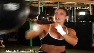 Denise Masino 12 - Female Bodybuilder Thumb