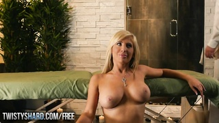 Twistys Hard - Tasha Reign loves cum Thumb