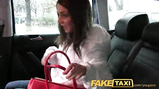 FakeTaxi Russian tourist with a nice tight pussy Thumb