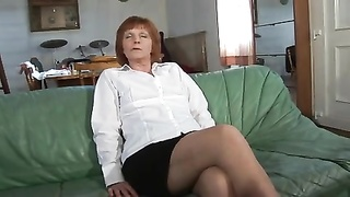 Hot French Mature Casting Thumb