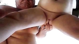 Grandpa Fuck from below Thumb