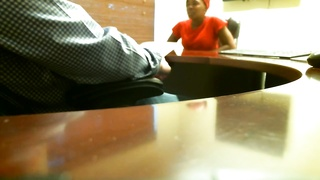 dick flash during job interview Thumb