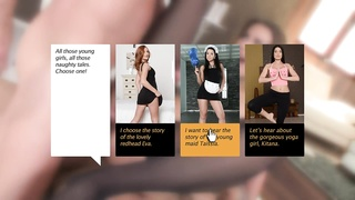 Young ladies use their body and profession to earn some cash Thumb