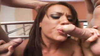 Hard Anal Pounding With Cum Swallow Thumb