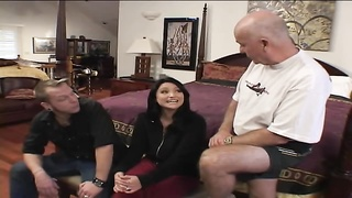 Perfect brunette wife gets fucked in the ass by big black bull cock Thumb