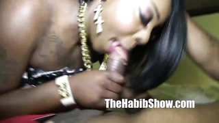 Ferrari Blaque fucked by monster dick Redzilla Thumb