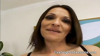 Christine Madison Receives Her Casting Call Thumb