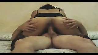 Latin Wife Ride to Cum Thumb
