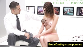 FetishNetwork Joseline Kelly bdsm casting interview Thumb