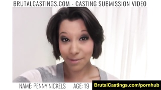 FetishNetwork Penny Nickles real bdsm casting Thumb