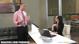 Brazzers - Alektra Blue is one hot secretary Thumb