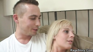 Cheating bitch gets roughly fucked Thumb