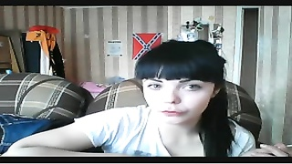 caugth to dina saunina webcam Thumb
