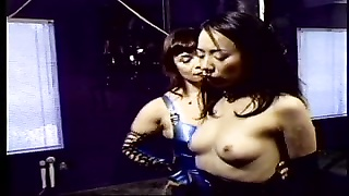 Asian beauty bound and sexually tortured Thumb