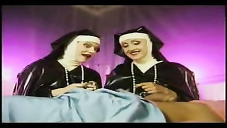 Nuns taking care of the patient Thumb