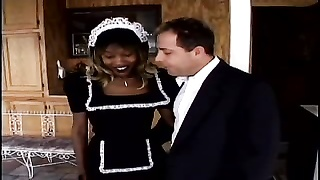 EBONY MAID MISTY MASON Thumb