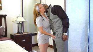Amazing slut wife fuck her black lover Thumb
