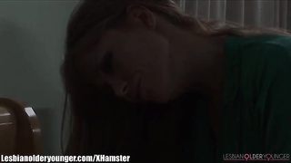 LesbianOlderYounger Redhead Dreams of MILF Thumb