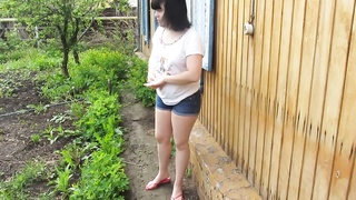 I Pee in the village in the morning) Thumb