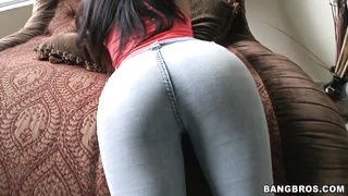 Big beautiful Cuban asses teasing Thumb