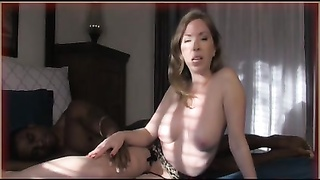 Beautiful Wife with Black Lover. Thumb