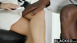 BLACKED Megan Rains First Experience With BBC Part 2 Thumb