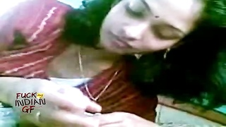 indian wife sucking giving her man a blowjob in indian sex video mms Thumb