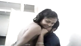 Indian slim and cute college teen girl riding bf cock hard on top Thumb