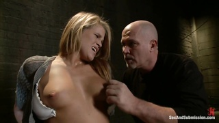 Young blonde Aiden Aspen gets humiliated Thumb