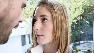 A young teen, Casana Lei, agrees to learn the elements of a blow job Thumb