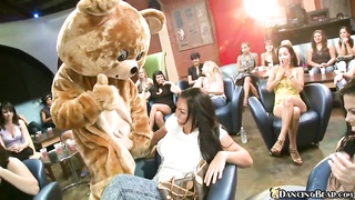There are many parties, but Bear Party is special for ladies Thumb