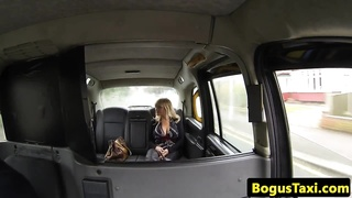 Bigtitted amateur sucking brit taxi cock pov Thumb
