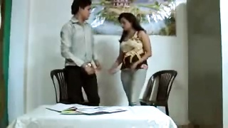 Student and Teacher hot  Romance......Indian....sex video Thumb