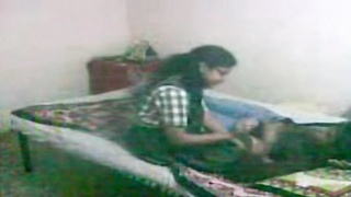 Innocent Looking Bengali GF Getting Fucked By Her BF Thumb