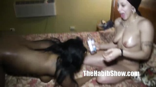 ms sinful and ms natural love to fuck ghetto lovin pussy ban Thumb