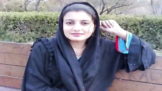 Attractive Pakistani hijab Slutty chicks talking regarding Arabic muslim Paki Sex in Hindustani at S Thumb