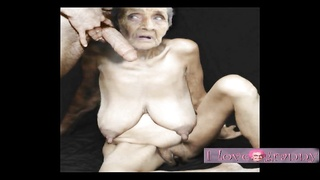 I love granny pics and photos compilation Thumb