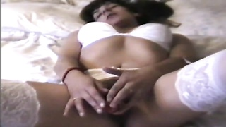 homemade dildo and fingers to orgasm Thumb