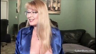 MILF with Huge Tits Squirting Like a Fountain Thumb